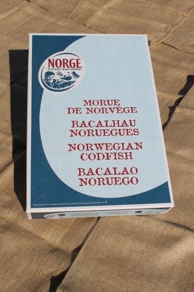 Norge Carton